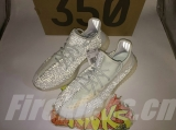 "Super Max Perfect Adidas Yeezy Boost 350 V2 ""Cloud White Reflective"" Men And Women Shoes(98%Authentic)-LYMTX"