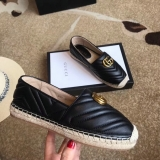 2019.12 Super Max Perfect Gucci Women Shoes(98%Authentic)-WX (179)