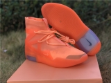 "Authentic Nike Air Fear of God ""Orange pulse""Men Shoes -ZL"