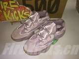 "(Final BC version)Authentic Adidas Yeezy 500 ""Soft Vision"" Men and Women Shoes FW2656-Dong"