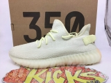 "(Better quality)Super Max Perfect Adidas Yeezy 350 Boost V2 ""Butter"" Men And Women Shoes(95%Authentic) -ZL"