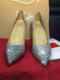 2019.12 Super Max Perfect Christian Louboutin 10cm High Heels Women Shoes -TR (35)