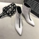 2020.01 Super Max Perfect Alexander Wang Women Shoes(98%Authenic)-WX (4)