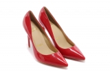 2020.01 Perfect Christian Louboutin 8cm High Heels Women Shoes -TR (54)