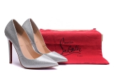 2020.01 Perfect Christian Louboutin 10cm High Heels Women Shoes -TR (58)