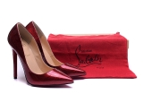 2020.01 Perfect Christian Louboutin 8cm High Heels Women Shoes -TR (58)