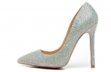 2020.01 Perfect Christian Louboutin 10cm High Heels Women Shoes -TR (61)