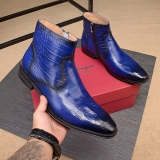 2020.01 Super Max Perfect Ferragamo Men Shoes(98%Authenic)-WX (9)