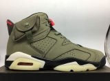 Travis Scott x Perfect Air Jordan 6 Men Shoes -SY(8)