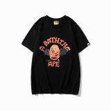 2020.2 BAPE short round collar T man M-2XL (182)