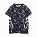 2020.2 BAPE short round collar T man M-2XL (184)