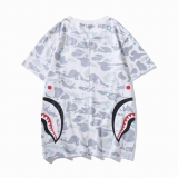 2020.2 BAPE short round collar T man M-2XL (185)