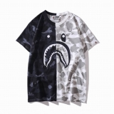 2020.2 BAPE short round collar T man M-2XL (189)