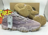 "2019.12 Super Max Perfect Adidas Yeezy 500 ""Soft Vision"" Men and Women Shoes FW2656-JB"
