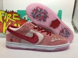 2020.3 StrangeLove x Super Max Perfect Nike SB Dunk Low Men And Women Shoes -JB