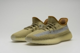 "(OG Quality)Authentic Adidas Yeezy Boost 350 V2 ""Marsh"" Men And Women Shoes FX9034-LYMTX"