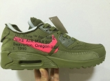 2020.04 Off-White x Nike Air Max 90 AAA Men Shoes -XY (18)