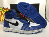 "(better quality)Super Max Perfect Air Jordan 1""Game Royal""Men And Women Shoes(no worry!good quality,95%Authentic) -GET"