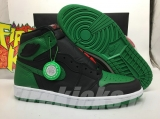 "(Final version)Authentic Nike Air Jordan 1 Retro High OG  ""Pine Green"" Men Shoes-ZLDG"