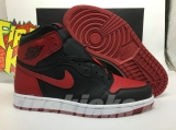 "(better quality)Super Max Perfect Air Jordan 1 ""Banned"" Men And Women Shoes(no worry!good quality,95%Authentic) -GET"