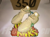 "(PK Quality)Authentic Adidas Yeezy Boost 350 V2 ""Flax""""Men And Women ShoesFX9028-ZL"