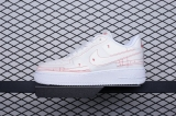 "2020.04 Nike Super Max Perfect Air Force 1  Wmns LX ""Summit White"" Women Shoes (98%Authentic)-JB (48)"