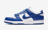 "2020.04 Perfect Nike Dunk Low SP ""Varsity Royal"" Men And Women Shoes(98%Authentic)-LY (19)"