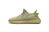 "(OG Quality)Authentic Adidas Yeezy Boost 350 V2 ""Flax""Men And Women ShoesFX9028-LY"