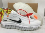 2020.3 OFF WHITE x Nike Air Max 97 Men And Women Shoes -XY (3)