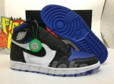 "2020.3 (Final version)Authentic Air Jordan 1 High OG""Game Royal""-ZLDG"