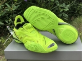 2020.5 Authentic Belishijia tyrex Sneaker Bicol Or Rubber/Mesh/Not Wash Fluorescenct Yellow Men And Women Shoes -ZL (27)