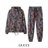 2020.05 Gucci long suit man M-2XL (13)