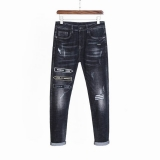 2020.05 OFF-WHITE long jeans man 28-40 (5)