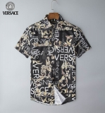 2020.05 Versace short shirt man S-3XL (2)