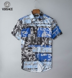 2020.05 Versace short shirt man S-3XL (4)