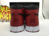 "2020.5 (Final verison)Authentic Air Jordan 1 High ""Banned""-ZLDG"