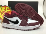 (better quality)Super Max Perfect Air Jordan 1 Low Men And Women Shoes(no worry!good quality,95%Authentic)-Get (3)