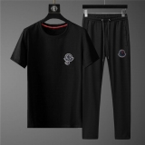 2020.06 Moncler short suit man M-3XL (7)
