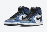 "2020.06 Perfect Air Jordan 1 ""Tie-Dye"" Men Shoes -SY (11)"