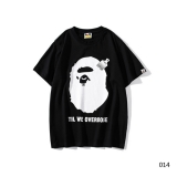 2020.06 BAPE short round collar T man M-2XL (203)