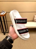 2020.06 Super Max Perfect Alexander McQueen Men And Women Slippers - WX (2)