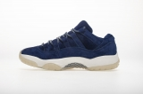 "2020.06 Super Max Perfect Air Jordan 11 Low ""RE2PECT""Men Shoes(98%Authentic) -LY"