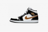 Super Max Perfect Air Jordan 1 Mid  Men And Women Shoes(no worry!good quality) -GCZX (12)