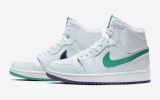 "Super Max Perfect Air Jordan 1 Mid  SE ""Nike Hoops ""Men And Women Shoes (no worry!good quality) -GCZXyuanyang (14)"