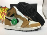 "(Final version )Authentic Air Jordan 1 ""Rookie of the Year""-ZLDG"