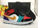 (Sale)Super Max Perfect Air Jordan 1 Men And Women Shoes(no worry!good quality) -GCZX (15)