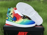 2020.6 J Balvin x Super Max Perfect Air Jordan 1 Men Shoes -ZL