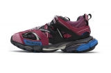 2020.7 Authentic Belishijia 3.0 Tess S.Black Purplish Red Men And Women Shoes -LY (44)