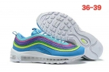2020.7 Nike Air Max 97 AAA Women Shoes - XY (23)