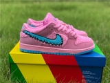 "2020.7 Super Max Perfect Nike Dunk Low ""Grateful Dead""Men And Women Shoes(98%Authentic)-ZL  (8)"
